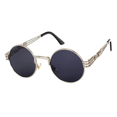 Men Women Eyeglasses Round Shades - Go Sunglasses