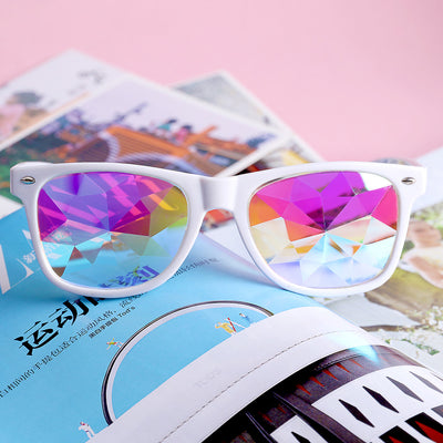 3D Rainbow sunGlasses - Go Sunglasses