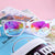 3D Rainbow sunGlasses