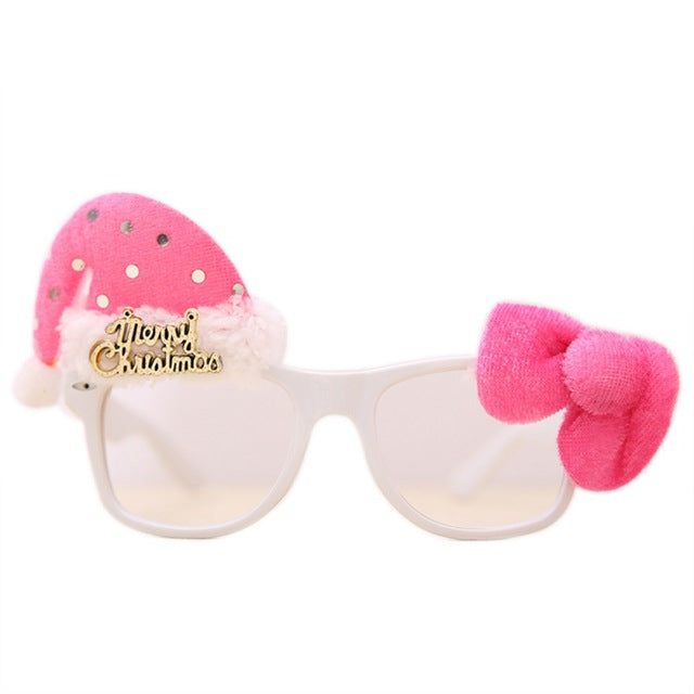 Multi Christmas Sunglass Eyeglass Costume Eye Frame
