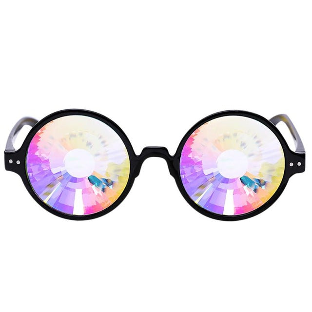 Creative Fashion Vintage Round Sunglasses Men Women - Go Sunglasses