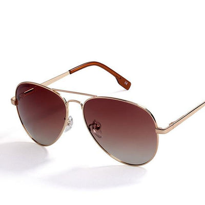 Pilot Style Sunglasses Men Women Fashion Eyewear - Go Sunglasses