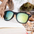 BOBO BIRD Simple Style Bamboo Legs Polarized Lens Sun Glasses Women Men with Wood Gift Boxes As Best Gift For Friends Women Mens