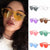 2018 sunglasses women Fashion Cat Eye Shades Sunglasses