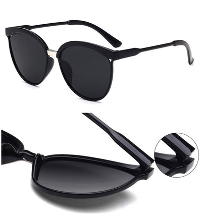Unisex Men Women sunglasses Square Vintage Mirrored Sunglasses - Go Sunglasses