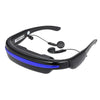 "4GB 52"" 4:3 Virtual Wide Screen Video Glasses - Go Sunglasses"
