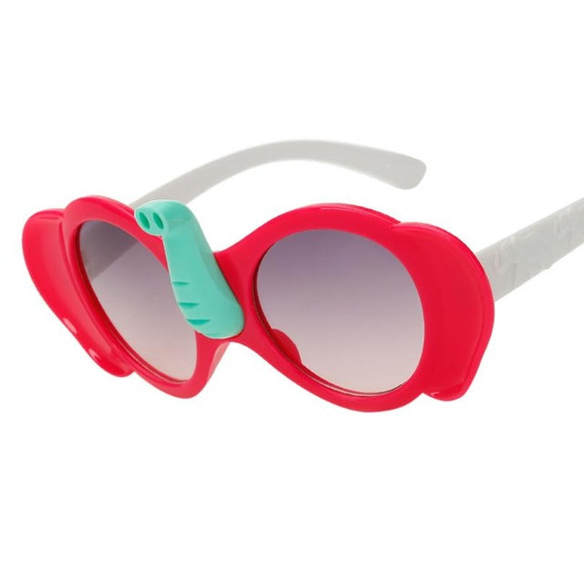 Fashion 8 Color Sunglasses  For Boys&Girls Baby Suitable For Children