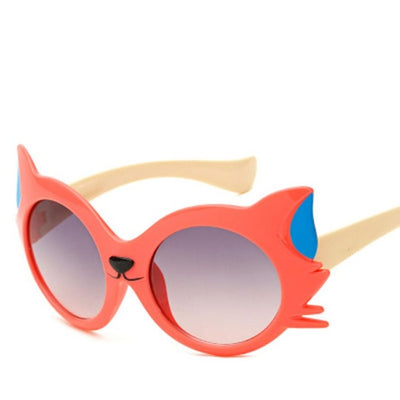 Fashion Kids Polarized Sunglasses Infant UV40Cartoon Sun Glasses For Boys&Girls Baby Suitable For Children Aged 3-10#LD - Go Sunglasses