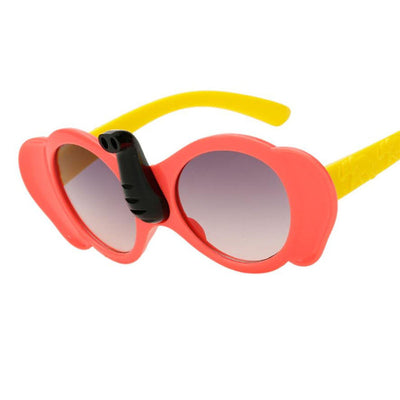 8 Colors Kids Baby Children Sunglasses Anti-UV Glasses Cartoon Boys - Go Sunglasses