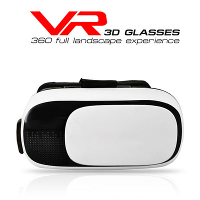 "Virtual Reality Glasses Headset with Bluetooth Remote Controller for 3.5~6.0""SmartPhone - Go Sunglasses"