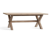 RUSTIC RANCH TABLE - J Thomas Home