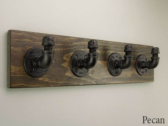 RUSTIC HOOK SHELF | Shelves | J Thomas Home