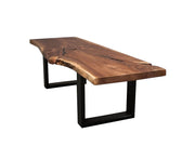 Live Edge Dining Table |  | J Thomas Home