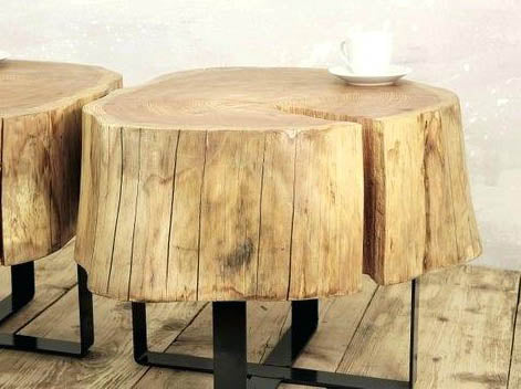 Live Edge Coffee Table - J Thomas Home
