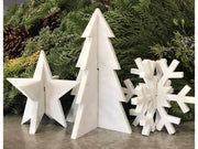 MARBLE SNOWFLAKE | Home Decor | J Thomas Home