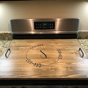 PINE STOVE TOP COVER - J Thomas Home