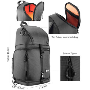 Camera Satchel Bags Waterproof Soft baldric DSLR Camera Backpack Rain cover