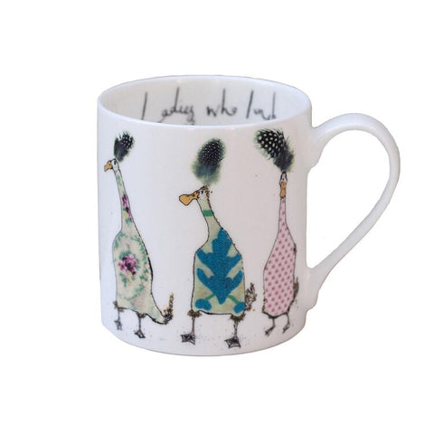 'Ladies who Lunch' Mug