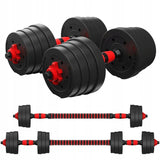 MEGA KOMPLET 2x BALL BAR 40 KG