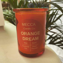 Load image into Gallery viewer, Orange Dream Soy Candle