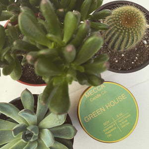 Green House Soy Candle