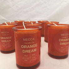 Load image into Gallery viewer, Orange Dream Soy Candle - 6oz