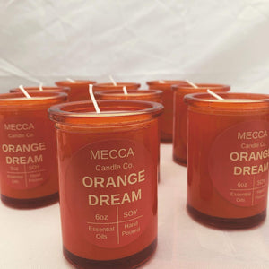 Orange Dream Soy Candle - 6oz