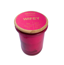 Load image into Gallery viewer, Wifey Soy Candle