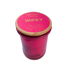 Wifey Soy Candle