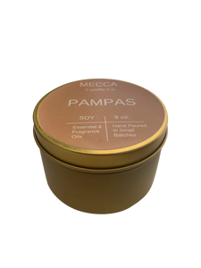 pampas candle