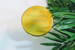 Pineapple Smash Soy Candle