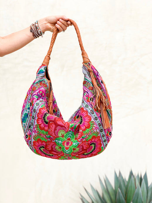 Spirit Flower Hobo - River