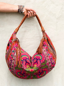 Spirit Flower Hobo - Rose