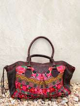 Load image into Gallery viewer, Spirit Flower City Satchel
