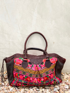 Spirit Flower City Satchel
