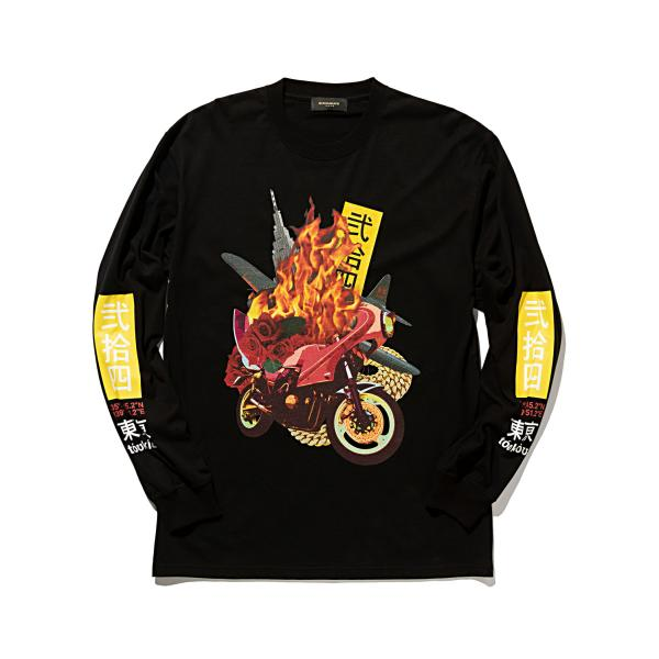 Zoku Tee Long Sleeve