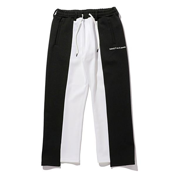 Bi Color Jersey Slacks