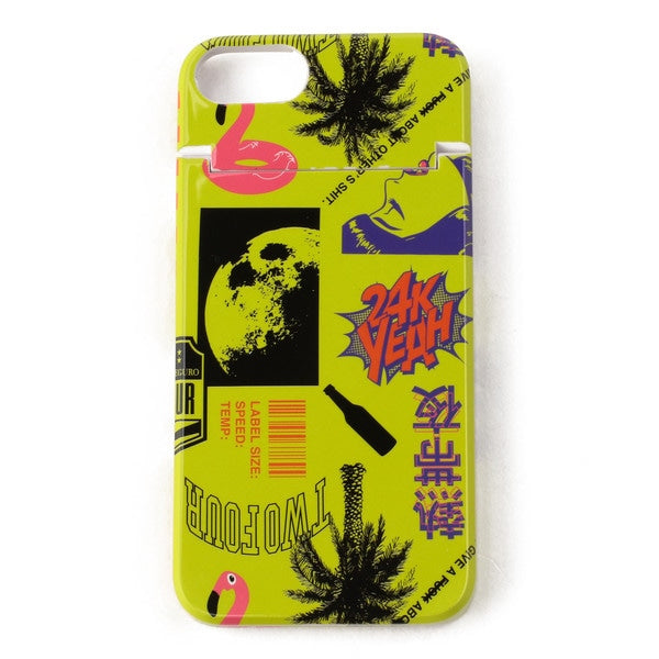Paraiso Print iPhone Case