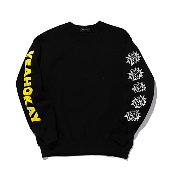 Comic Logo Sweat