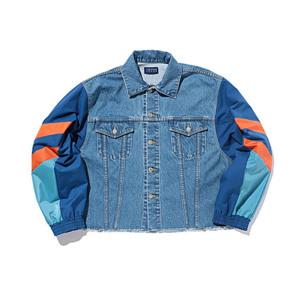 Docking Denim Jacket