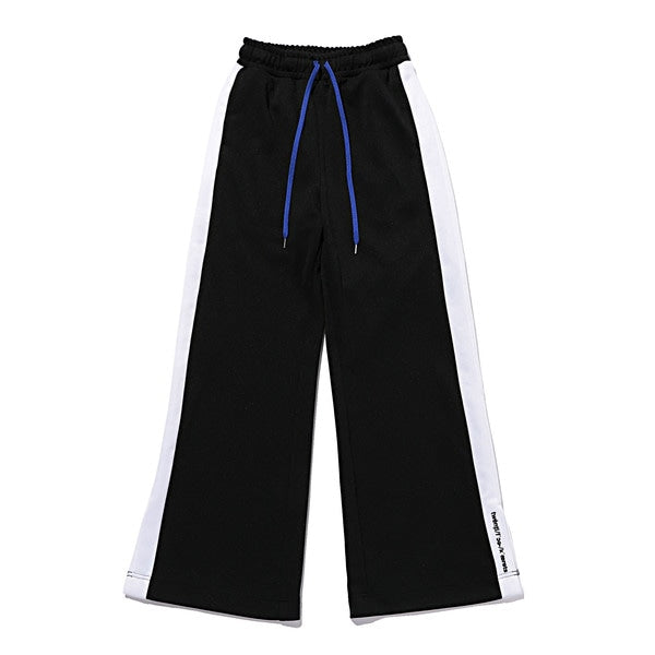 Smooth Wide Track Pants