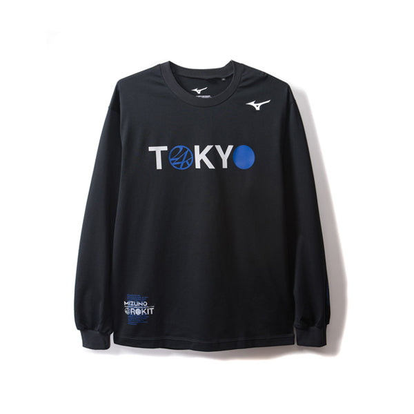 24KARATS x Rokit City High L/S Shirt