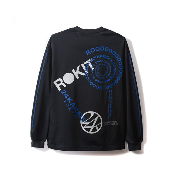 24KARATS x Rokit City High Shirt LS