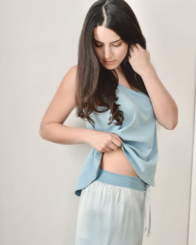 PJ Harlow Loungewear Collection. Call store for available colors and sizes