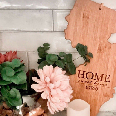 Home Sweet Home 07920 NJ Cutting/Serving Board