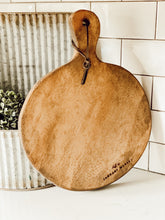 Large Decorative Bread Board