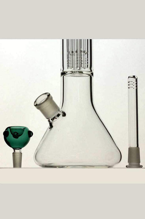 "18"" volcano single 6 arms glass water bong - One wholesale Canada"