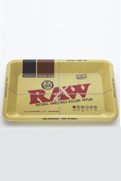 Raw Mini size Rolling tray - Bong outlet Canada