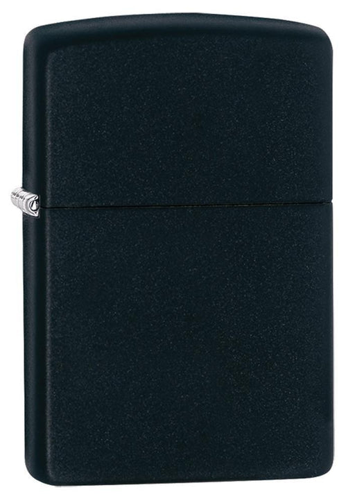 Zippo 218 Regular Black Matte - One wholesale Canada