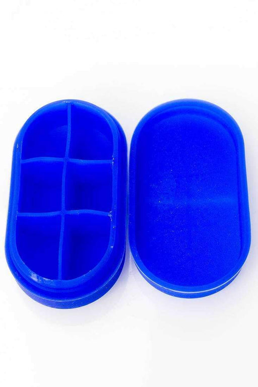 Multi compartment Silicone Concentrate Container - One Wholesale